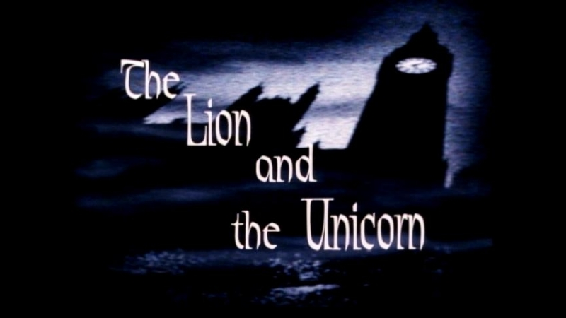 Batman The Animated Series Лев и Единорог The Lion and The Unicorn