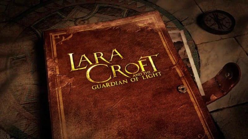 Второй трейлер игры Lara Croft and the Guardian of Light