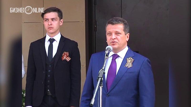 Подвиг Сергея Ашихмина не будет забыт Метшин открыл экспозицию в честь Героя России