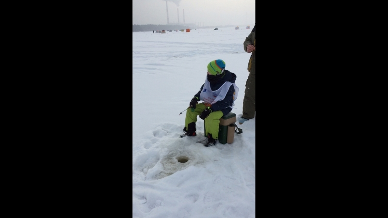Народный рыбак))