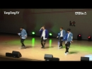 180521 @ Youth Power Up Talk Concert in Yonsei University YDPP LOVE IT LIVE IT
