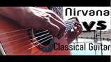 Nirvana - Smells Like Teen Spirit | Fingerstyle guitar[FREE TABS]