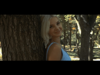 Video shoot for model Sonya