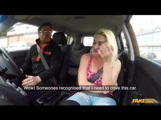 Fakedrivingschoo victoria summers instructor seduced by busty blonde new porn 2018