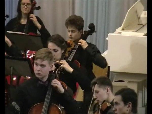 Камерний оркестр (різдвяний концерт).