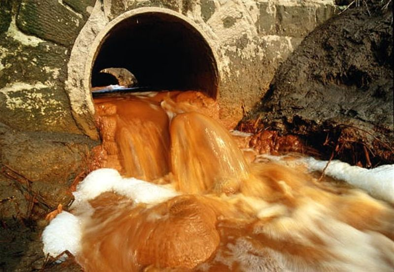 «Урупский ГОК» загрязняет реку Уруп