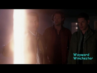 Supernatural 13x01 Intro The Road So Far Song Nothing Else Matters Metallica