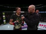 UFC 215: Интервью Аманды Нуньес и Валентины Шевченко