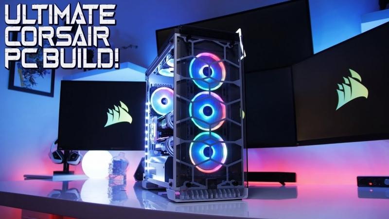 [SilencedTech] EPIC $4500 I7-8700K MSI TRIO 1080 TI SLI PC Build (Time Lapse)