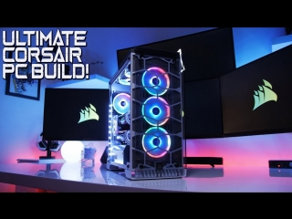 [SilencedTech] EPIC $4500 I7-8700K / MSI TRIO 1080 TI SLI PC Build (Time Lapse)