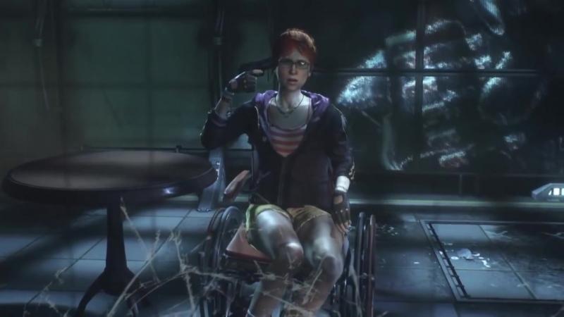 Batman Arkham Knight Спойлер