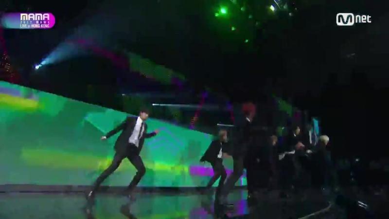 [2017 MAMA in Hong Kong] BTS_BTS Cypher 4 MIC DROP(Steve Aoki Remix Ver.) _lkk