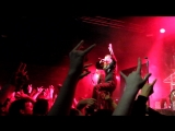 Wintersun - Death and the Healing (отрывок 2) (Zil Arena, 11.03.2018)