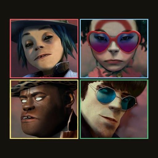 Gorillaz альбом Humanz (Deluxe)