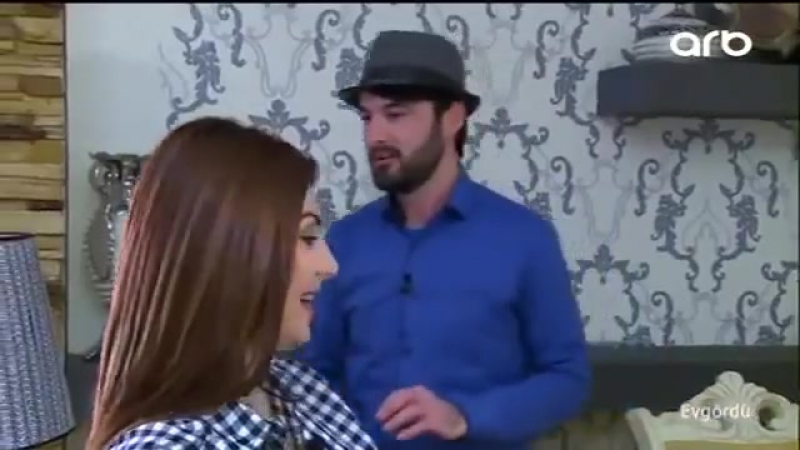 Şəbnəm Tovuzlu- Evdə mənim qazancıma ehtiyac yoxdur - Evgördü - ARB TV.mp4