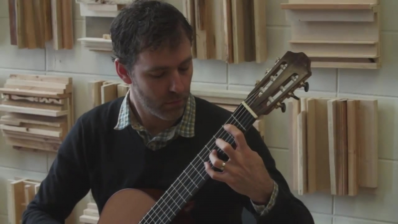 995 J. S. Bach - Suite in G Minor, BWV 995 - Adam Roth, guitar