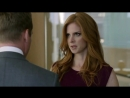 Its been a while since the last time Donna adjusted Harveys tie fixed his hair Darvey Suits