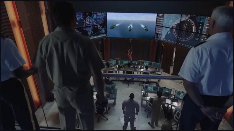 (RUS) Трейлер 5 сезона сериала Последний корабль / The Last Ship.