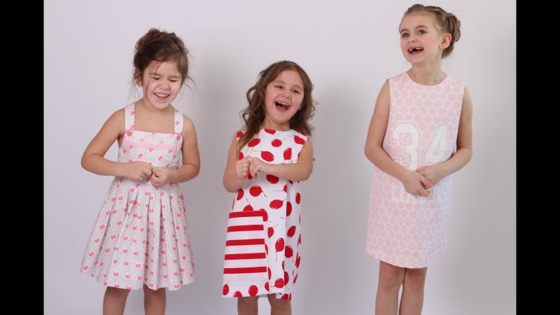 Предпоказная съемка для Модного детского показа Follow Kids