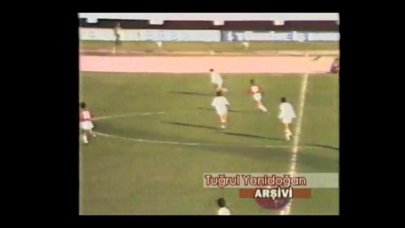Federasyon Kupası - 1984 - 1985 Sezonu - Ceyrek Final - 1 Maç - Karşıyaka 0 - 2 Beşiktaş