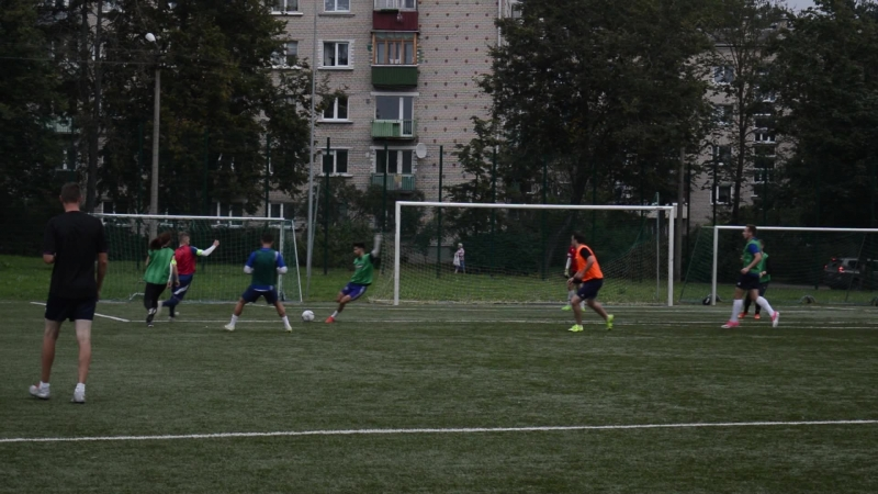 Letsplay the last game (Daugavpils)