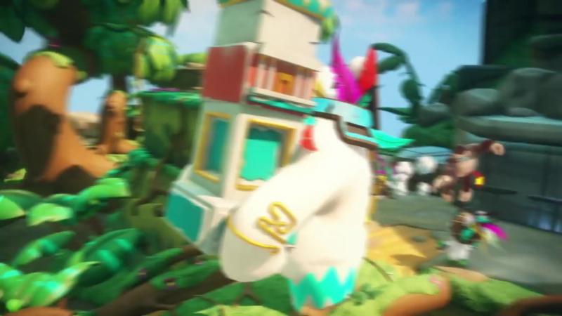 Mario Rabbids Kingdom Battle_ Donkey Kong Reveal Trailer - Nintendo Switch