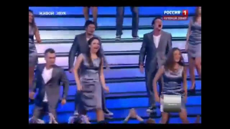 Битва хоров\ШОУ№1\Будет светло\Хор из Челябинской области\27.10..2013