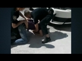«Жесткое порно» сукраинскими полицейскими взрывает Сеть