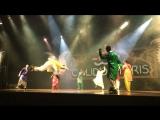 Indian dance Calido Maris Turkey 2018