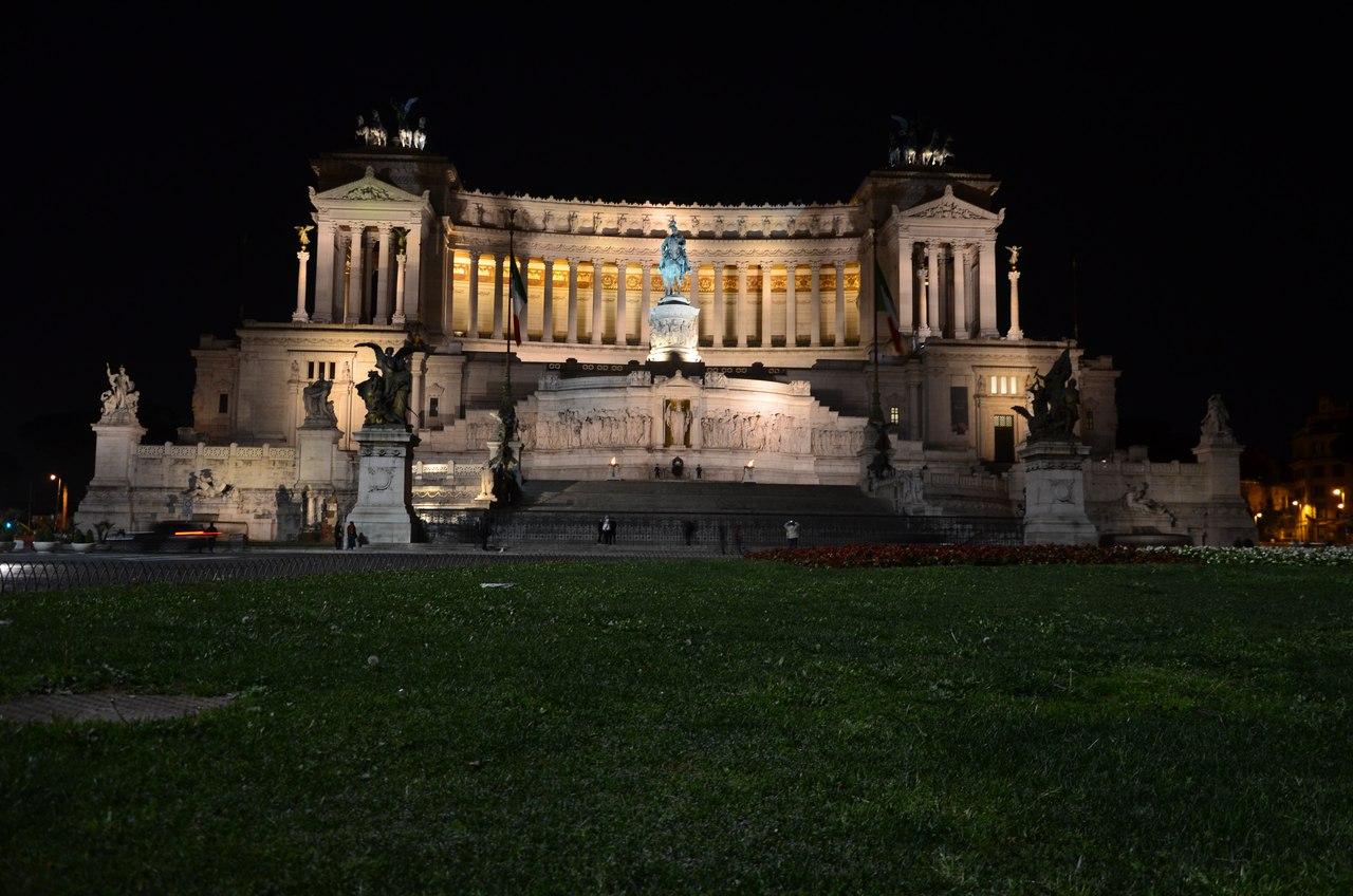 pLzEJeQJ-_I Рим. Достопримечательности вечного города.