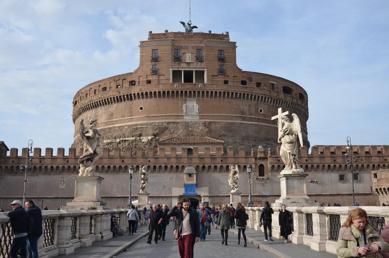 J8aE4lp2lho Рим. Достопримечательности вечного города.