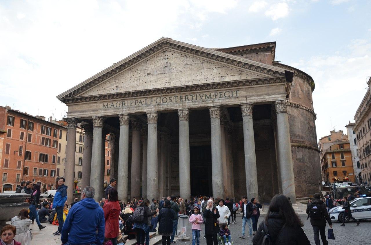EQcTA2FQUQI Рим. Достопримечательности вечного города.