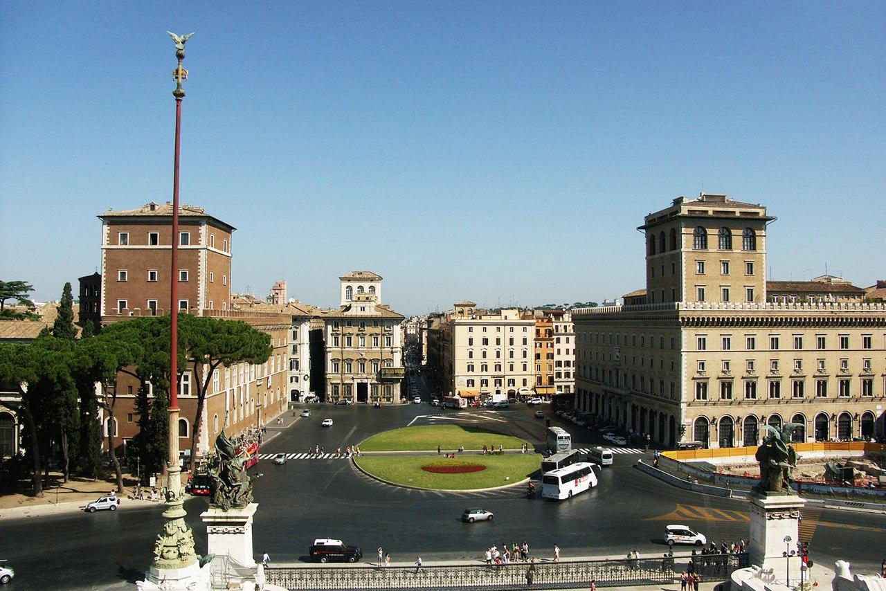 ZkMRUpH_5wk Рим. Достопримечательности вечного города.