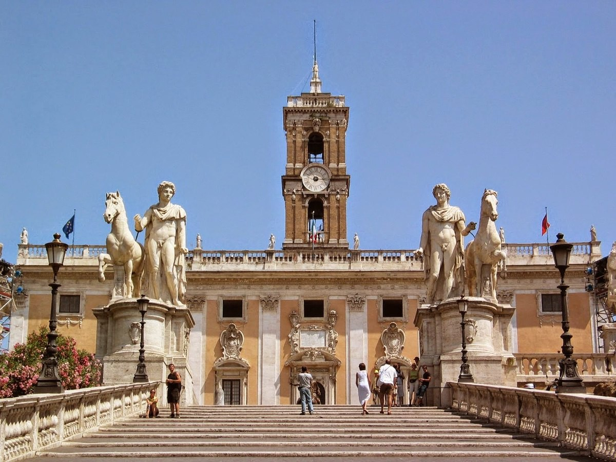 mWQCDbFy-LI Рим. Достопримечательности вечного города.