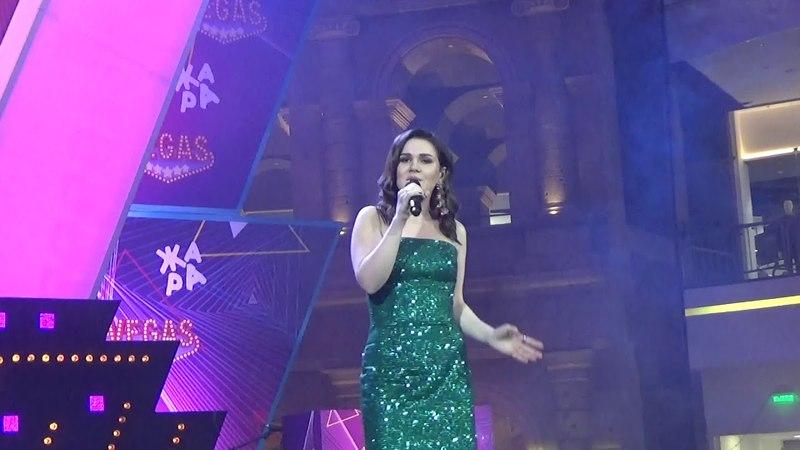 Дина Гарипова(Мальта 2018, Moscow Eurovision Pre Party,Жара,Кунцево,7 4 18)
