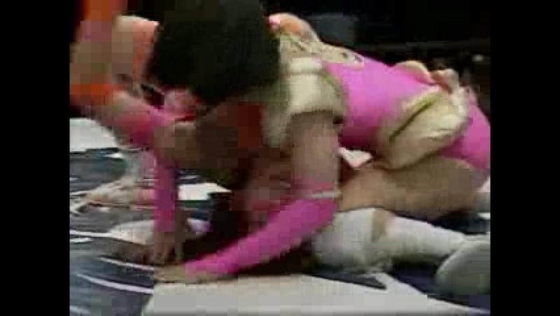 1. Michiko Omukai vs. Chaparrita ASARI (LLPW 7.14.94)