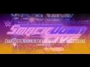16.01.18 - SD Live - Charlotte, Naomi, Becky Lynch vs The Riott Squad