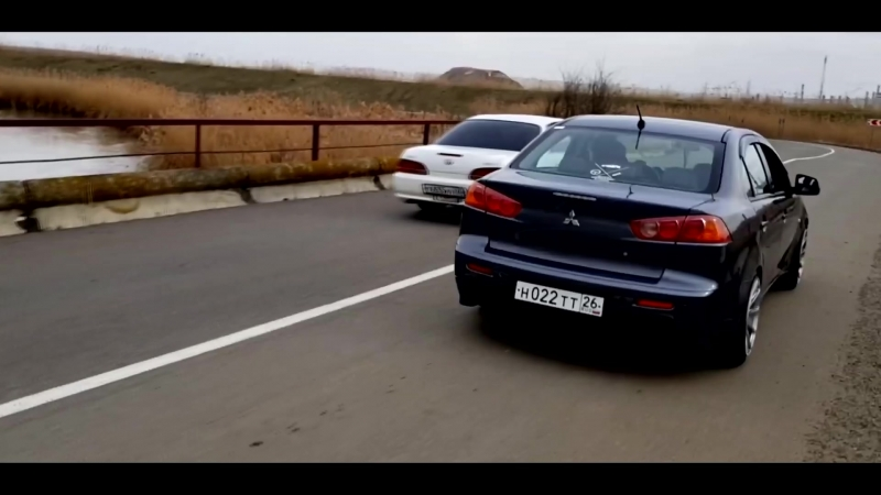 Corona Exiv vs Mitsubishi Lancer))