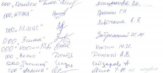 Противники приезжих ярмарок направили в Администрацию Усть-Илимска обращение с поддельными подписями