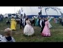 Русский марш на фестивале Меч в камне