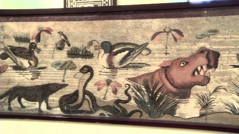 Pompei: Il museo archeologico di Napoli