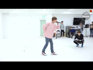 [BANGTAN BOMB] 613 BTS HOME PARTY Practice - Unit stage 'SIN' - BTS (방탄소년단)