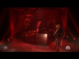Miguel - Come Through and Chill (The Tonight Show Starring Jimmy Fallon - 2018-04-30)