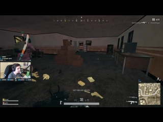 [Shroud] FRAGGING IN PUBG