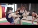 Italian Female Wrestling - Dancing Ladies vs Shadow Sisters (1920)(03-17)