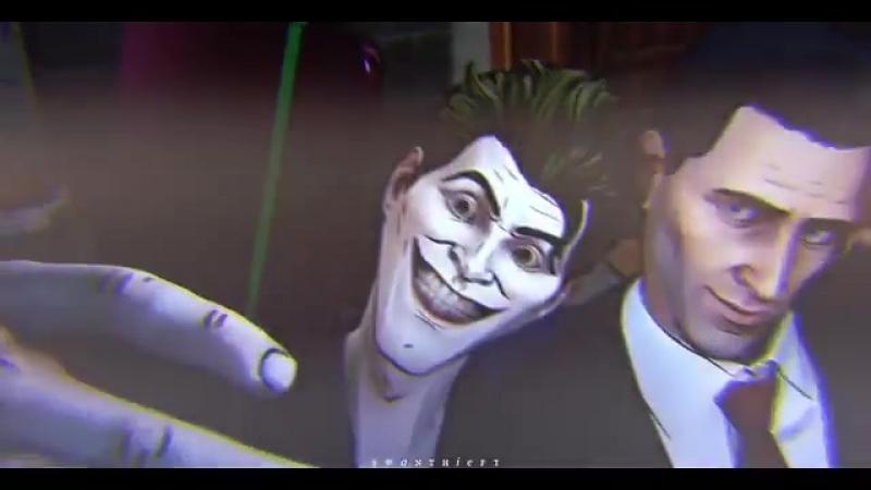 John doe vine | joker vine | batman: the telltale games