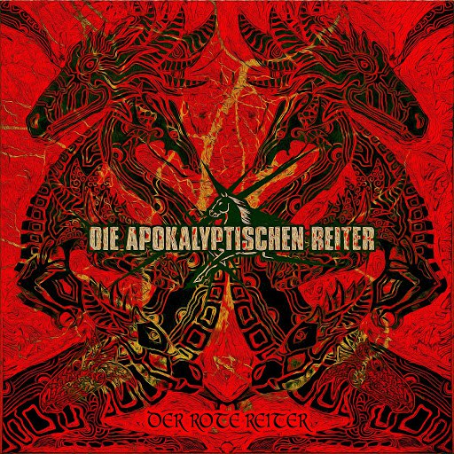 Die apokalyptischen reiter альбом Der Rote Reiter