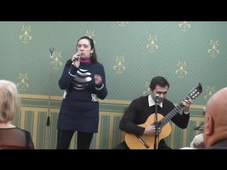Виктория Кныш и Александр Машков