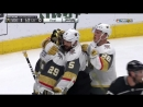 Round 1, Gm 4: Golden Knights at Kings Apr 17, 2018