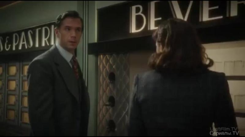 Агент Картер - (1 сезон 6 серия) Лучший момент по версии ЛостФильм
